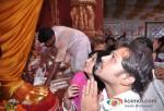 Himesh Reshammiya At Lalbaugcha Raja Ganpati