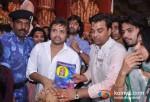 Himesh Reshammiya With Sur Kshetra Team At Lalbaugcha Raja Ganpati