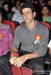 Hrithik Roshan At Brahma Kumaris Peace Project