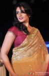 Huma Qureshi Walks The Ramp for Raghuvendra Rathore At Blenders Pride Fashion Tour 2012
