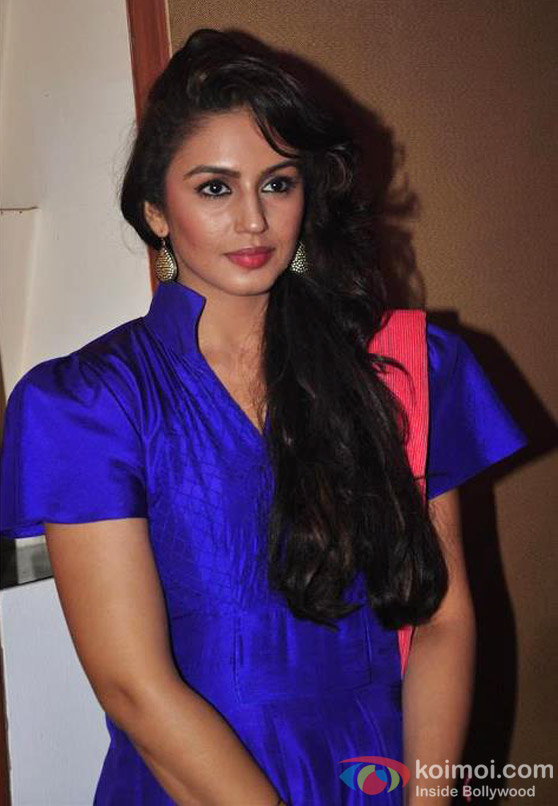 Huma Qureshi at Gangs Of Wasseypur Press Meet