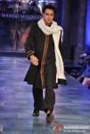 Imran Khan At 'Mijwan-Sonnets in Fabric' fashion show