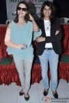 Isha Sharvani And Dr. Sunita Dube Supports Save The Girl Child Campaign Pic 1