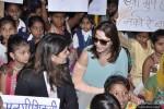 Isha Sharvani And Dr. Sunita Dube Supports Save The Girl Child Campaign Pic 2