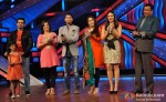 Jay Bhanushali, Farah Khan, Marzi Pestonji, Geeta Kapoor, Kareena Kapoor and Mithun Chakraborty Visits The Sets Of Zee Dance Ke Superstar At Famous Studios