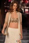 Kalki Koechlin At 'Mijwan-Sonnets in Fabric' fashion show