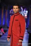 Karan Johar At 'Mijwan-Sonnets in Fabric' fashion show