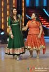 Kareena Kapoor, Bharti Singh Visits The Sets Of Jhalak Dikhla Jaa At Filmistan Studios