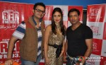 "Kareena Kapoor and Madhur Bhandarkar Promotes ""Heroine"" At Red FM 93.5 In Mumbai"
