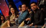 Kareena Kapoor, Mithun Chakraborty and Madhur Bhandarkar Visits The Sets Of Zee Dance Ke Superstar At Famous Studios