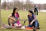 Katrina Kaif Plays A Guitar With Shah Rukh Khan in Jab Tak Hai Jaan Movie Stills