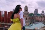 Katrina Kaif and Shah Rukh Khan at their romantic best in Jab Tak Hai Jaan Movie Stills