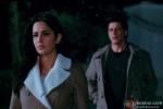 Katrina Kaif and Shah Rukh Khan in an emotional scene in Jab Tak Hai Jaan Movie Stills