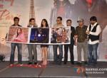 Kishan Kumar, Rhehan Malliek, Preity Zinta, Salman Khan, Prem Raj, Sajid Ali, Wajid Ali At Ishkq In Paris Music Launch