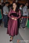Kranti Redkar Attends The Premier Of No Entry Pudhe Dhoka Aahe At Fun Cinemas
