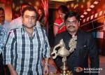 Kunal Ganjawala and Shankar Nagre At The Strugglers Amhi Udyache Hero Marathi Movie Music Launch