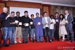Loy Mendonca, Ehsaan Noorani, Anurag Kashyap, Prasoon Joshi, Bedabrata Pain, Shankar Mahadevan, Manoj Bajpayee, Vega Tamotia And Alexx ONeil At Chittagong Movie Music Launch