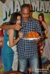 Madhhurima Banerjee And Nana Patekar Promoting Kamaal Dhamaal Malamaal Movie