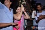 Madhur Bhandarkar and Kareena Kapoor Prayed For Heroine Movie at Sarvajanik Ganeshostav Mandal In Bandra