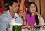 Madhur Bhandarkar and Kareena Kapoor At A Press Conference Of Heroine Movie In Delhi