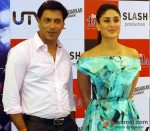 Madhur Bhandarkar and Kareena Kapoor At The Main Heroine Hoon Song Launch In Mumbai