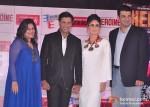 Madhur Bhandarkar, Kareena Kapoor and Siddharth Roy Kapur Promotes Heroine Movie At Jealous 21 Collections