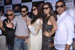 Mahesh Bhatt, Emraan Hashmi, Bipasha Basu, Esha Gupta, Suresh Jawal Promotes Raaz 3 Movie