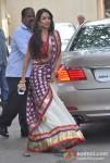 Malaika Arora Khan At Salman Khan's Ganesha Arrival