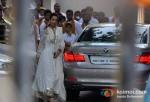 Malaika Arora Khan At Salman Khan's Ganpati Visrajan
