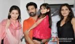Manisha Koirala, J. D. Chakravarthy, Alayana Sharma, Madhu Shalini At Special 3D Preview Of Bhoot Returns Movie