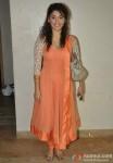 Manjari Fadnis at Anubhav Sinha's Office for a Pooja