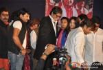 Manoj Tiwari, Amitabh Bachchan, Rajpal Yadav At Ata Pata Lapata Movie Music Launch