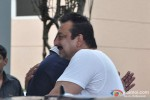 Milan Luthria, Sanjay Dutt Snapped At Airport