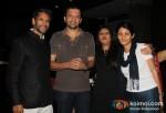 Millind Soman, Atul Kasbekar, Reema Sanghavi At Launch The Big Indian Picture Website