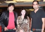 Mukesh Tyagi, Anupama Shukla and Vishwajeet Pradhan At The Strugglers Amhi Udyache Hero Marathi Movie Music Launch