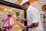 Nana Patekar's Ganesha Arrival
