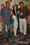 Nana Patekar, Madhhurima Banerjee and Shailendra Singh Promoting Kamaal Dhamaal Malamaal Movie