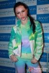 Nataliya Kozhenova At The Bollywood Miro Lounge Theme Nights Launch At Svenska Design Hotel