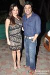 Neelam Kothari And Sameer Soni At Chunky Pandey's Birthday Bash
