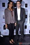 Neelam Singh and Ronit Roy At Society Magazine's Cover Page Launch