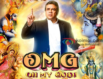 Paresh Rawal from OMG Oh My God! Movie