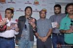 Paresh Patel, Aadesh Shrivastav, Mahesh and Akash At Navratri 2012 Announcement By AMZ Enterprises