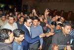Paresh Rawal And Akshay Kumar At OMG Oh My God! Movie Special Screening in Jaipur