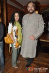 Parveen Dusanj, Kabir Bedi Attend The Book Launch Of Minty Tejpal's Book At Cafe Mangii