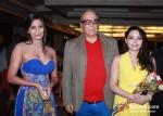 Poonam Pandey , Aditya Raj Kapoor and Devshi Khanduri At The Strugglers Amhi Udyache Hero Marathi Movie Music Launch