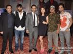Prem Raj, Wajid Ali, Rhehan Malliek, Preity Zinta, Sajid Ali, Rahul Vaidya At Ishkq In Paris Music Launch