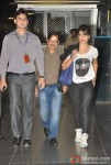Priyanka Chopra At Airport Returns From Los Angeles (L.A.) Pic 1