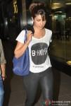 Priyanka Chopra At Airport Returns From Los Angeles (L.A.) Pic 3