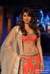 Priyanka Chopra At 'Mijwan-Sonnets in Fabric' fashion show