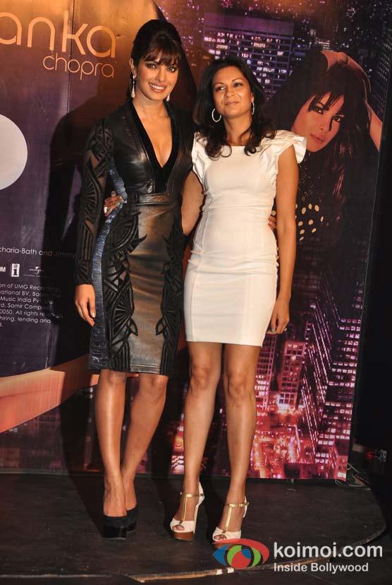 "Priyanka Chopra Unveils Her Single ""In The City"""
